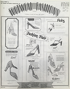 Cover of Footwear Fashions