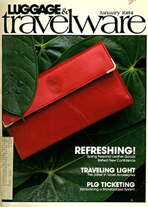 Cover of Luggage & Travelware