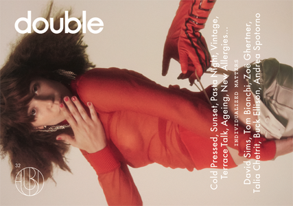 cover of Double Magazine