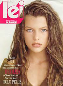 cover of Lei magazine
