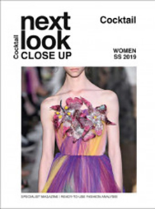 cover of Next Look + Close Up Woman: Cocktail magazine