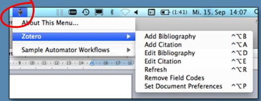 word mac 2011 toolbar