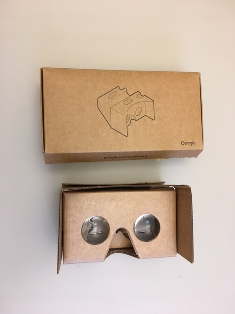 Picture of Google Cardboard