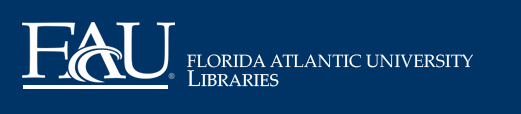 FAU Libraries Logo