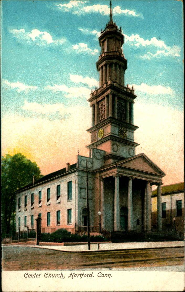 Center Church, Hartford