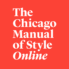 The Chicago Manual of Style Online Logo Button