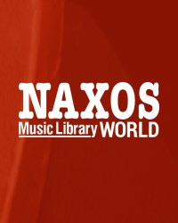 Naxos Music Library World Logo Button