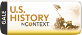 U.S. History in Context Logo Button