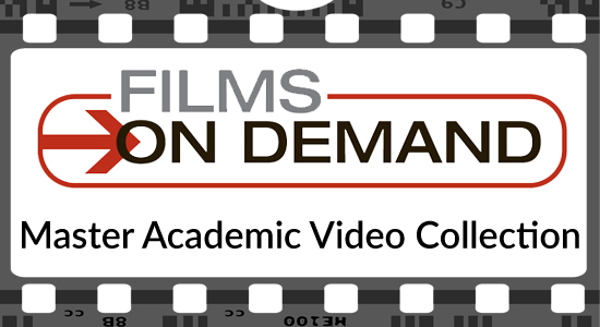 films on demand master academic video collection