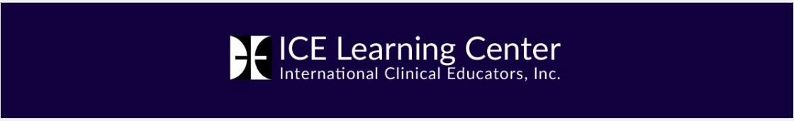 ICE Learning Center logo