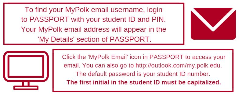 email login info