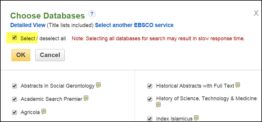 Ebscohost choose databases all
