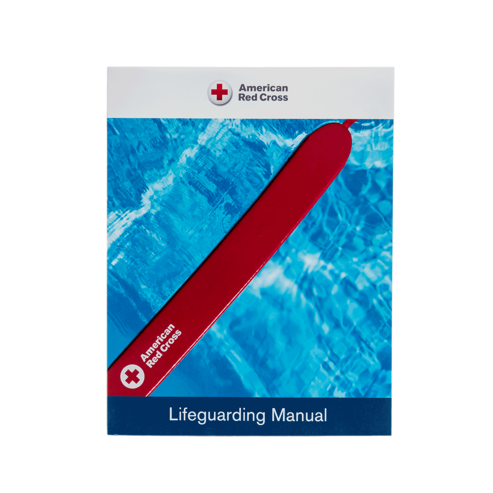 cover of lifeguarding manual