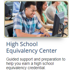 High School Equivalency Center picture