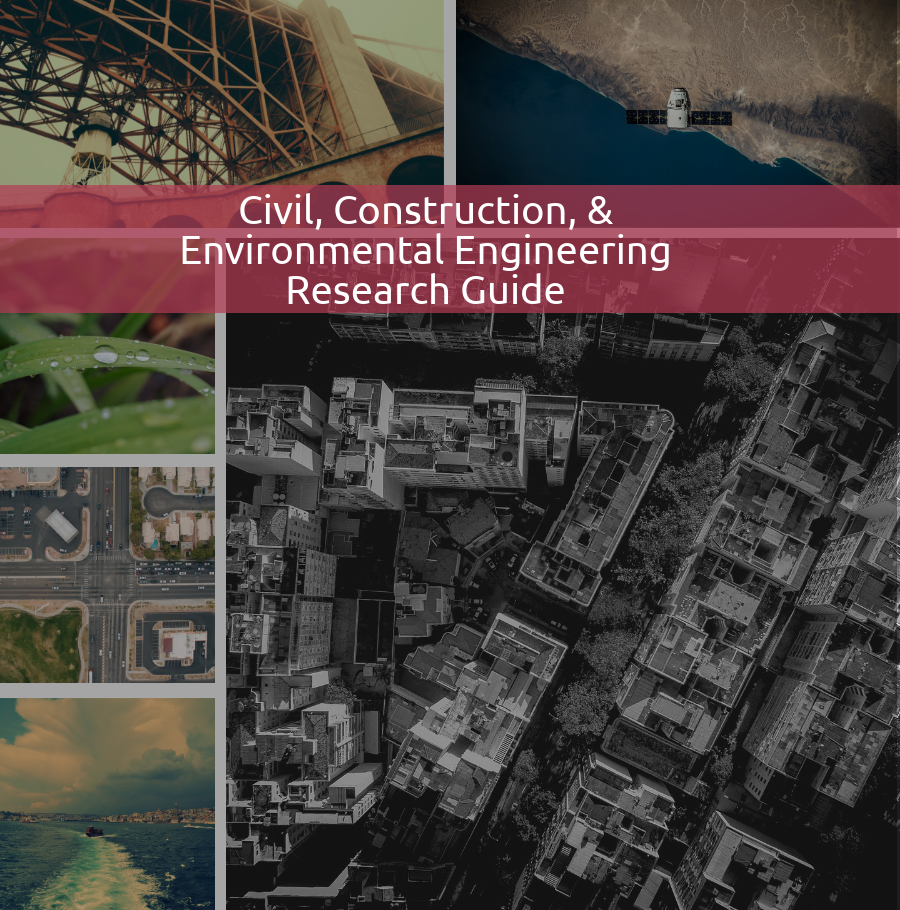 Civil Engineering Research Guide