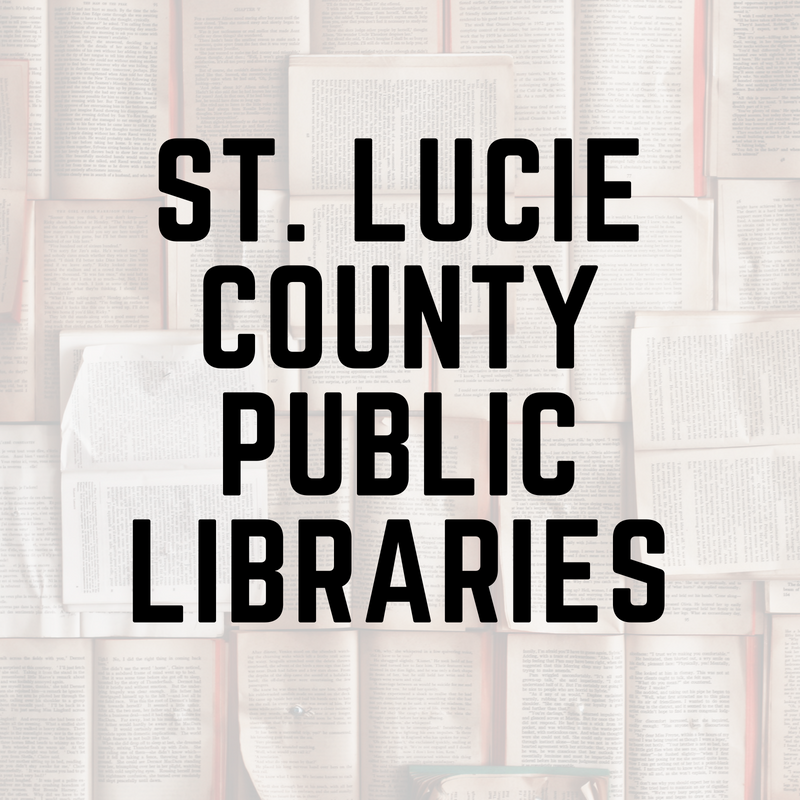 Link to the St. Lucie Public Library System