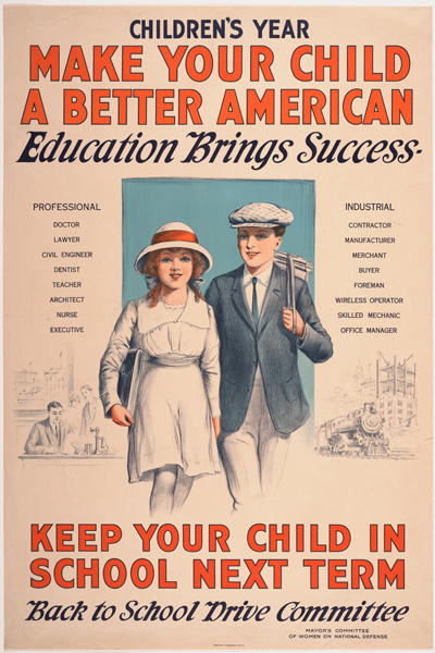 Children's Year magazine cover