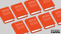 books titled open educational resources