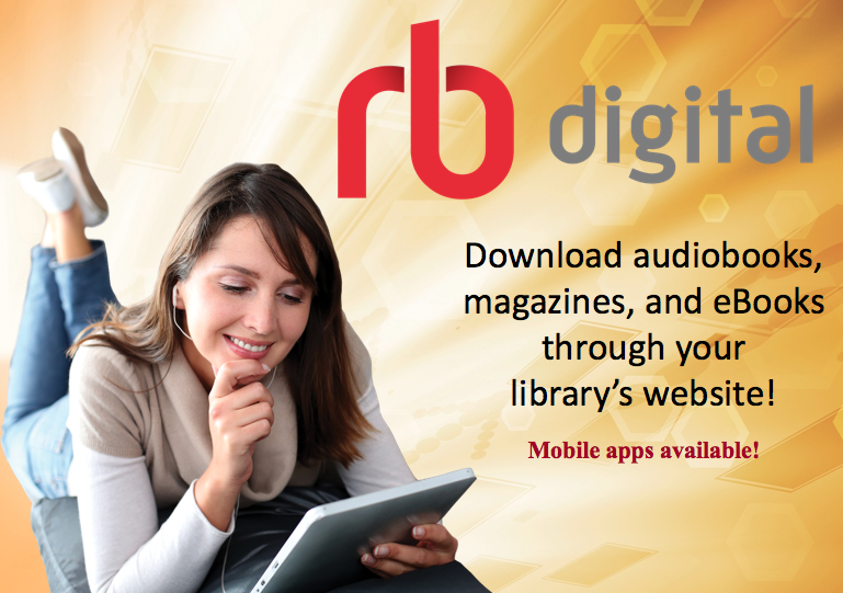 RBD Digital E-Books, Audiobooks, Magazines