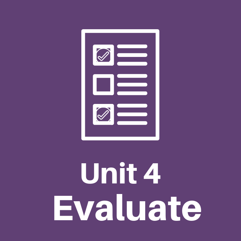 Click here to access Unit 4 of tutorial
