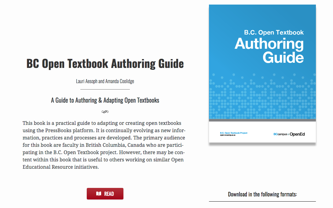BC Open Textbook Authoring Guide