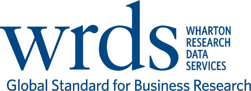 WRDS Wharton Research Data Services