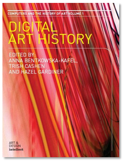 Book cover - Digital Art History