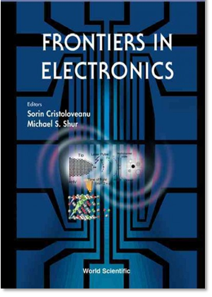 Frontiers in Electronics cover