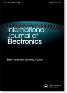 Electronics journal cover