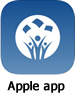 Apple BookMyne app