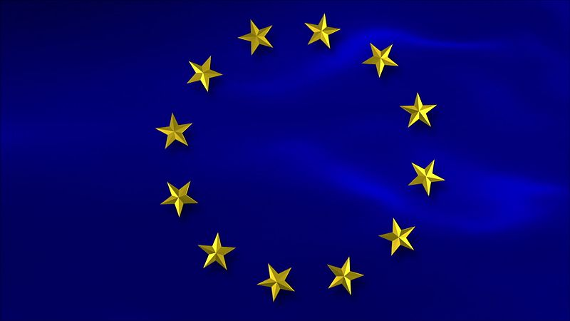 Decorative image of the European Union flag