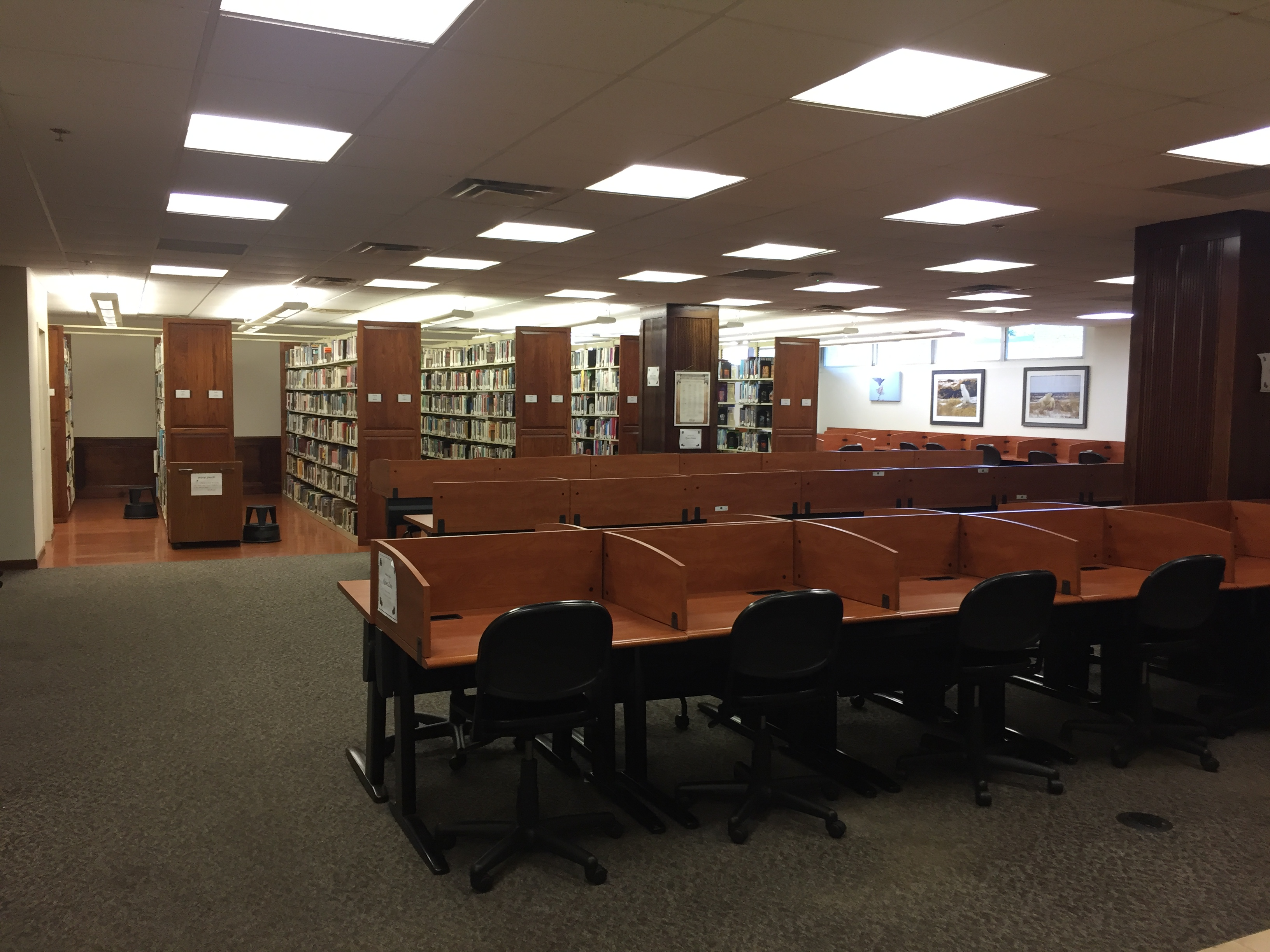 Library 1st Floor