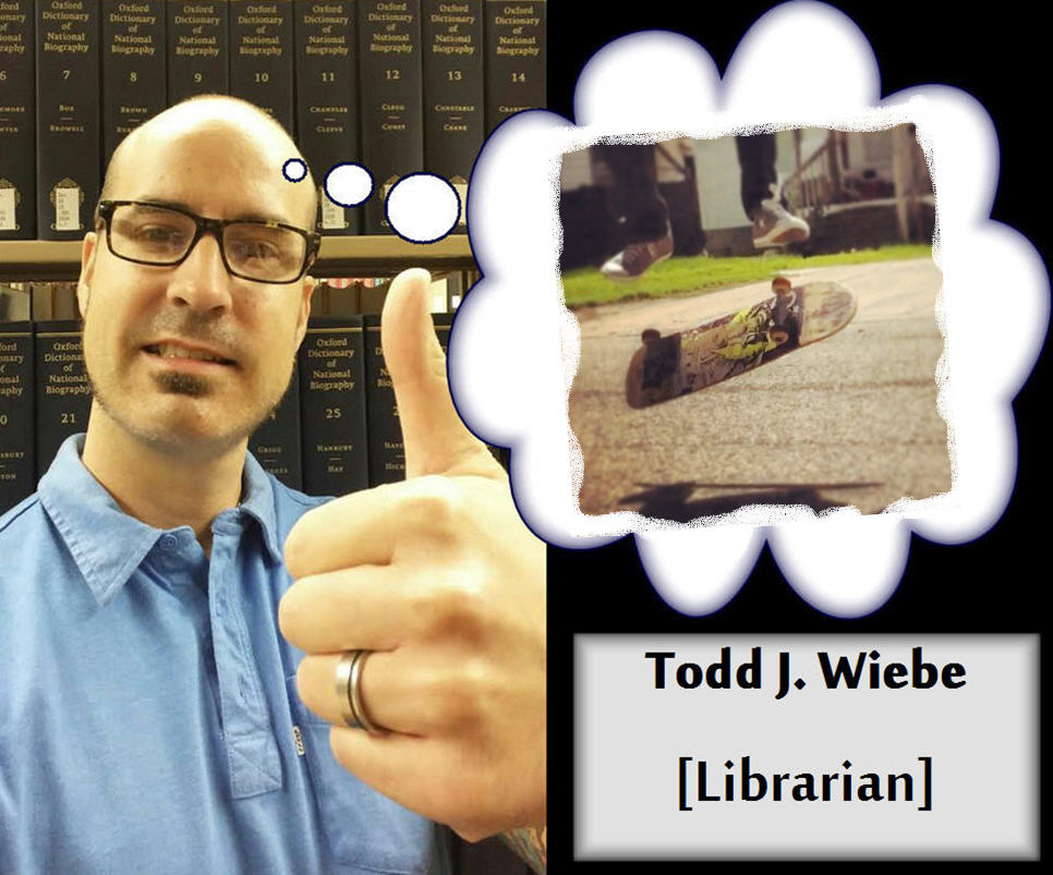 Todd J. Wiebe's picture