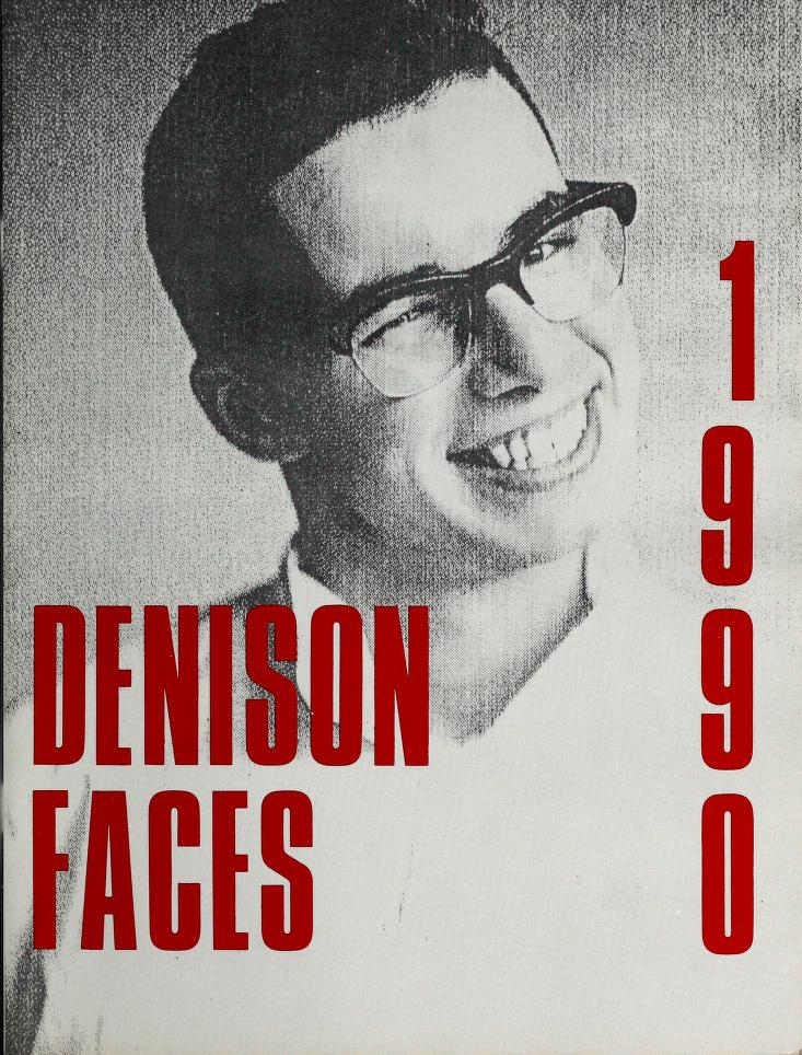 The cover of Dension faces from 1990