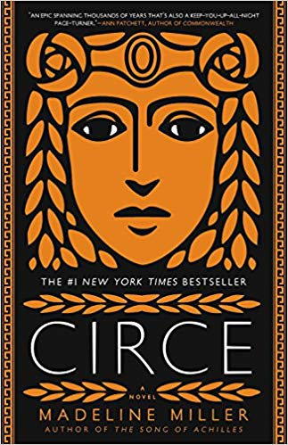 Circe by Madeline Miller.