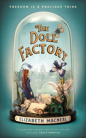 The Doll Factory Elizabeth Macneal