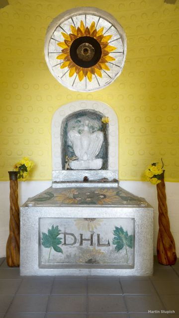 D. H. Lawrence Tomb