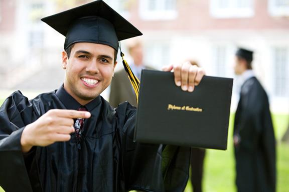 Diploma dude