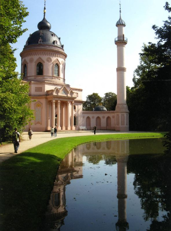 Mosque in Germany