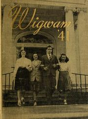 Wigwam 1941 RPI Yearbook