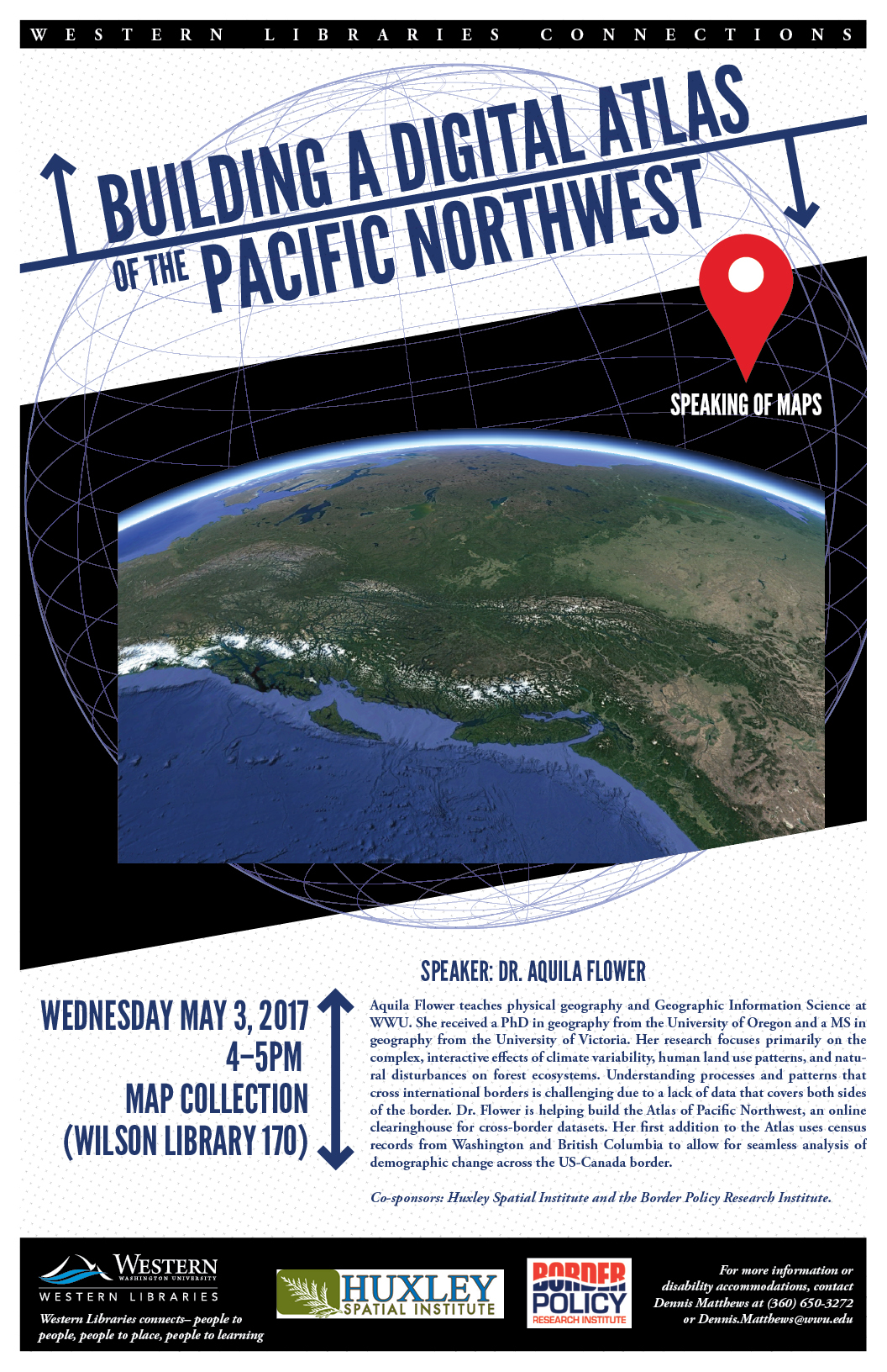 Building a Digital Atlas of the Pacific Northwest