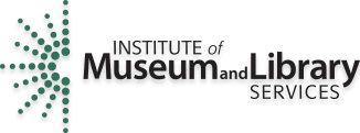 Institute of Museums and Library Services logo