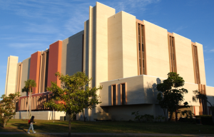 Photo of the USF Libraries - Tampa