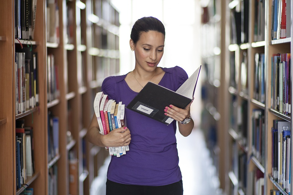 search the library catalog to find books