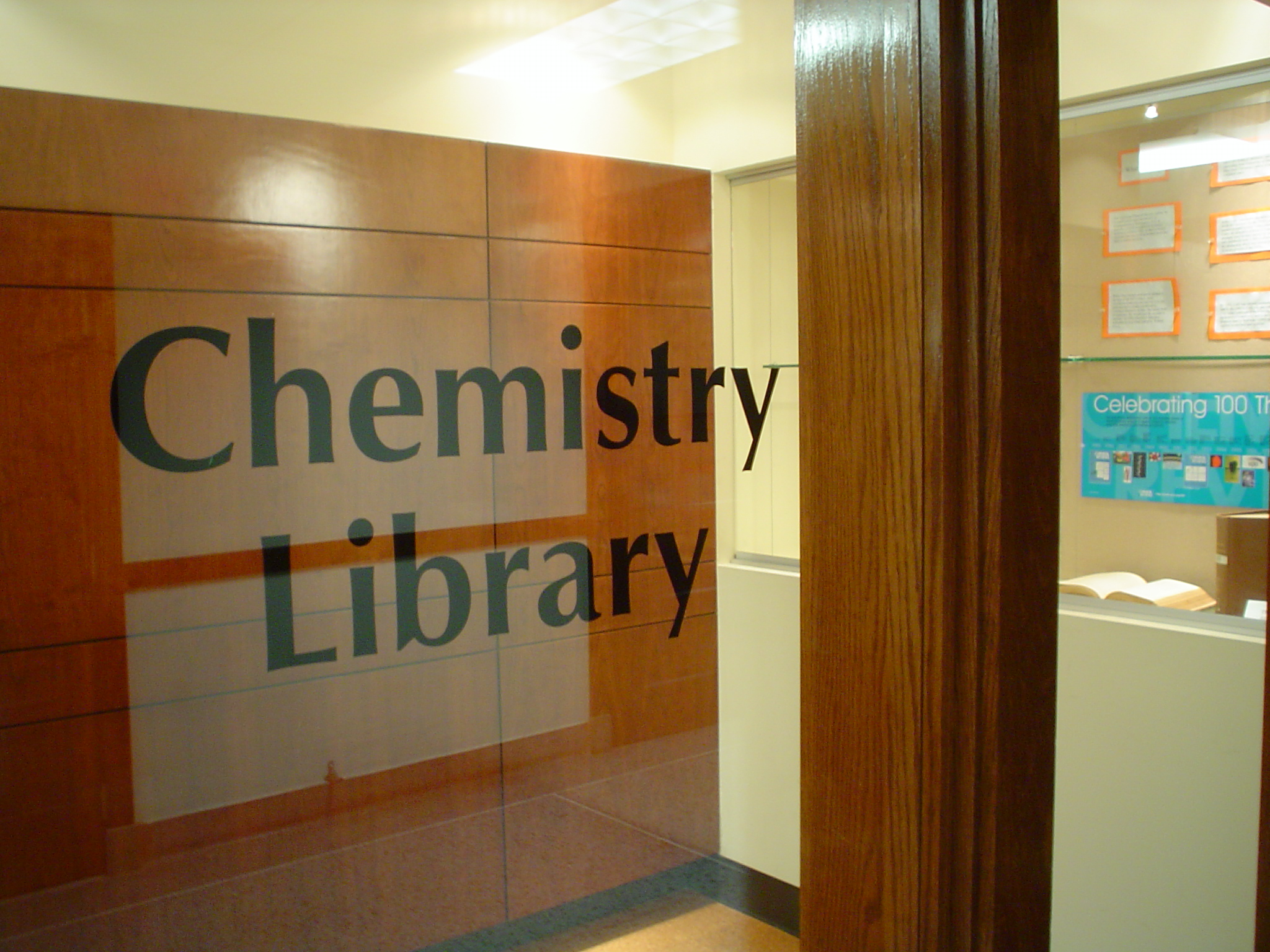 Chemistry Library
