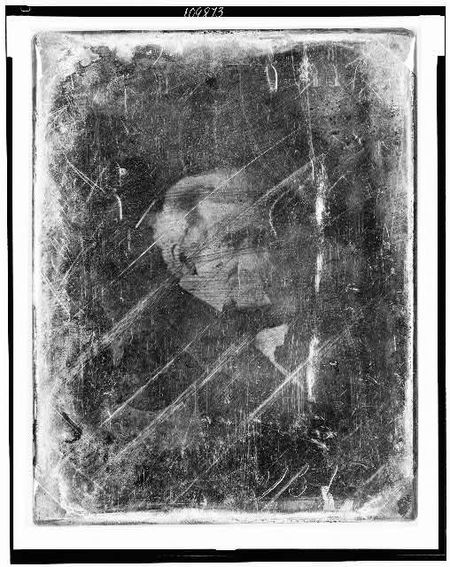 Andrew Jackson, half-length portrait, three-quarters to right
