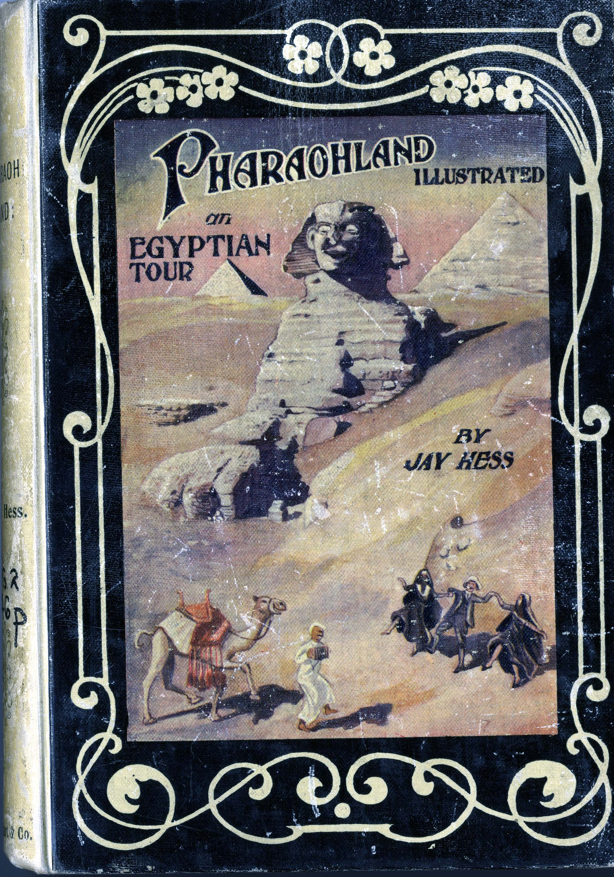 Cover of Pharaohland by Jay Hess
