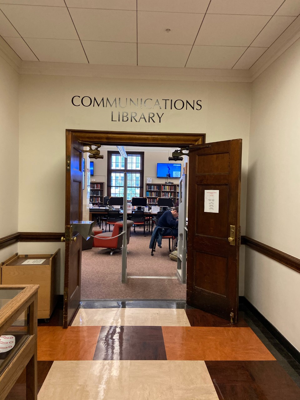 Communications Library's picture