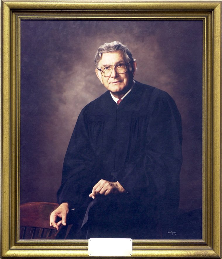 The Honorable George Ross Anderson, Jr. (1929–)