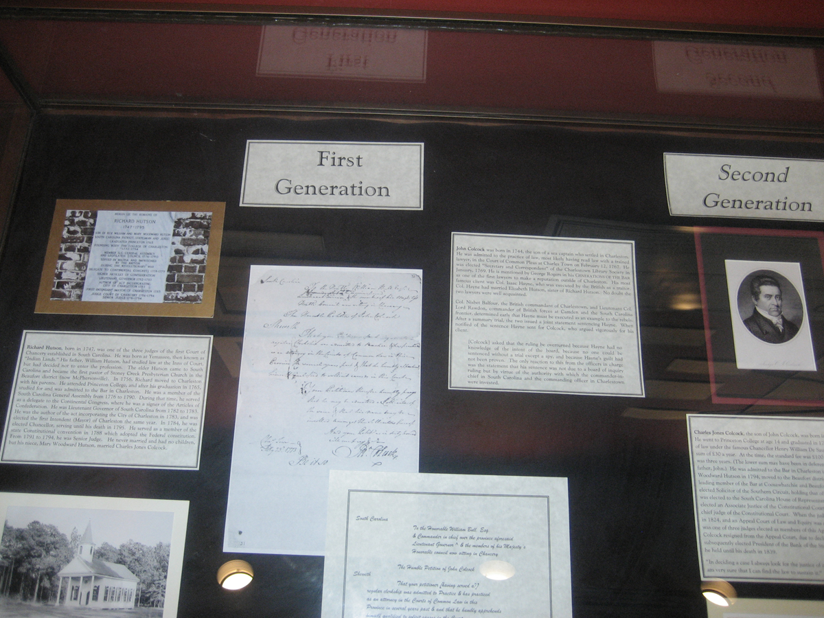 First & Second Generations Display